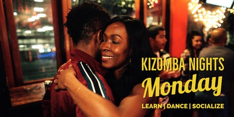Kizomba Monday Class & Social @ El Big Bad 11/25 tickets