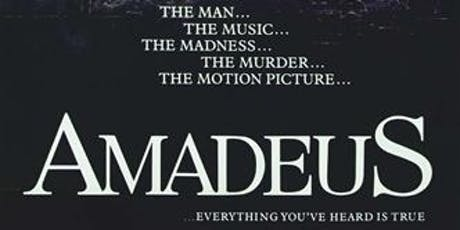 Friday Night Films: Amadeus tickets