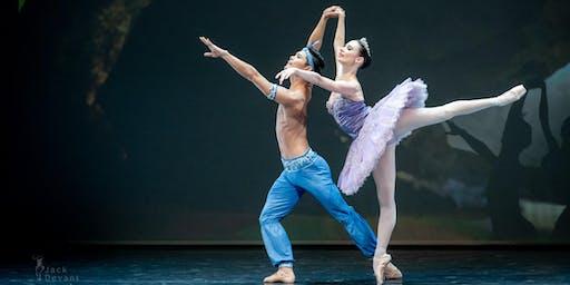 WELTSTAR-GALA 2019 | Ballettstars von den bedeutendsten Kompanien Europas