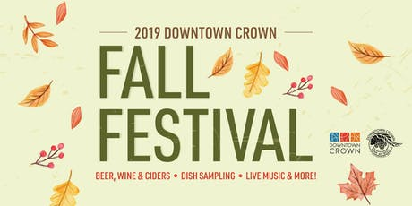 Downtown Crown Fall Festival  tickets