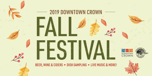 Downtown Crown Fall Festival