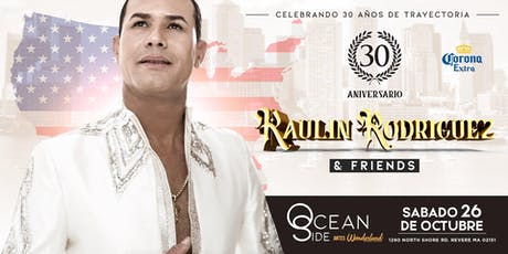 Raulin Rodriguez en Boston, MA tickets