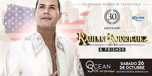 Raulin Rodriguez en Boston, MA!