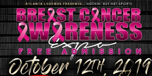 Atlanta Legends Breast Cancer Awareness Expo