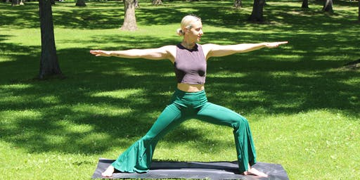 Kaleen Forest Yoga- Term 4- 9.15am Saturday
