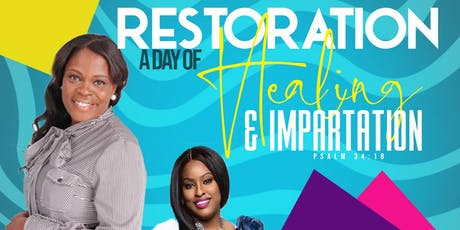 A Day of Healing And Impartation tickets