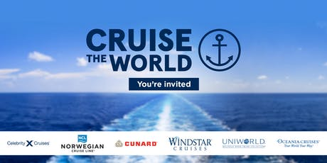 Cruise the World tickets