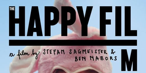 The Happy Film: a graphic design experiment/film by Stefan Sagmeister