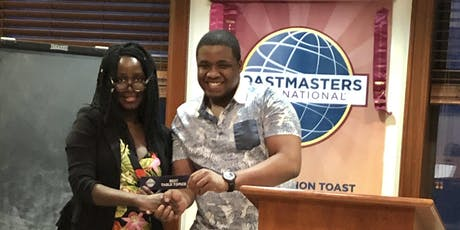 Toastmasters Club Meeting  tickets