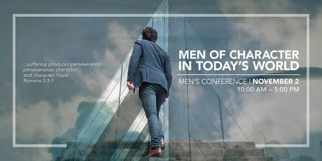 2019 Men's Conference tickets