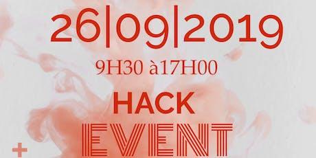 HACK EVENT billets