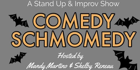 Comedy Schmomedy tickets