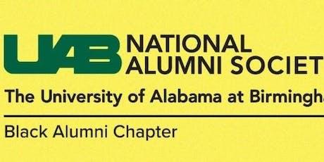 UAB Black Alumni Chapter Meeting tickets