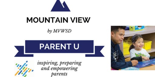 MV Parent U: Mental Health Basics