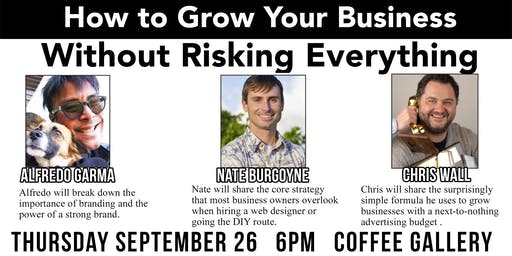 """""""Attract-Engage-Acquire"""" Hosted by the North Shore Chamber of Commerce"""