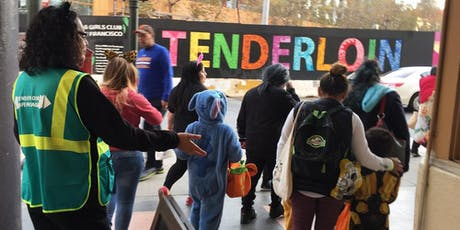 Tenderloin Safe Trick or Treating tickets