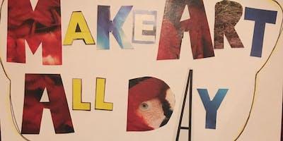 Make Art All Day (MAAD)