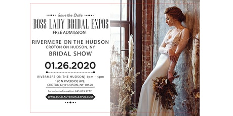 POSTPONED!!!!					   Rivermere on Hudson Bridal Show tickets