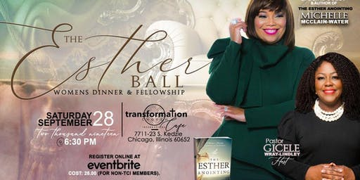 The Esther Gala with Michelle McClain-Waters