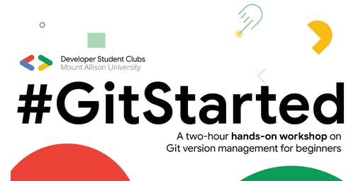 Git-Started with Mount Allison's Student Developer Club