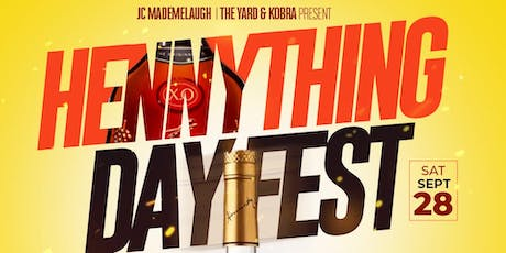 Hennything Is Possible:: Day Fest 2nd Annual tickets