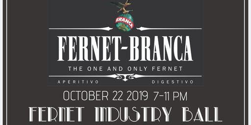 Fernet-Branca Ball Long Beach