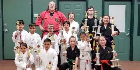 Karate for concentration for back to school workshop! tickets