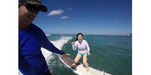 Private Surfing Lessons 2 Hr (2019-09-20 starts at 12:00 PM)