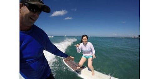 Private Surfing Lessons 1 Hr (2019-09-29 starts at 3:00 PM)