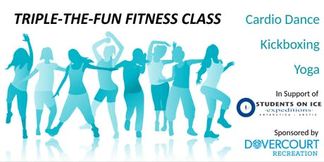 Triple-the-fun-fitness for a Good Cause tickets