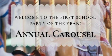 Annual Maple Street School Carousel Party- 2019!  tickets