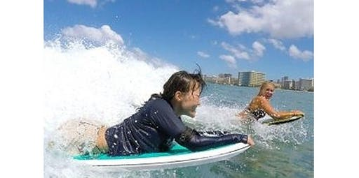 Private Bodyboarding Lessons 1 Hr (2019-09-17 starts at 9:00 AM)