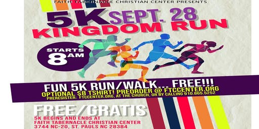 Kingdom Run 2019
