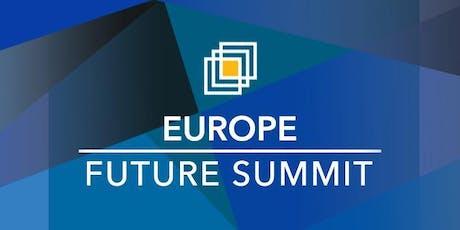 Europe Future Summit  tickets