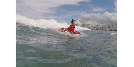 1 Hour Open Group Bodyboarding Lessons (2020-01-19 starts at 12:00 PM) tickets