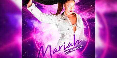 Mariah Live in Concert tickets