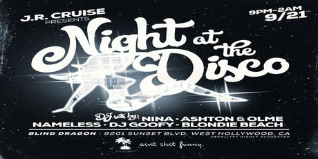 Night At The Disco tickets