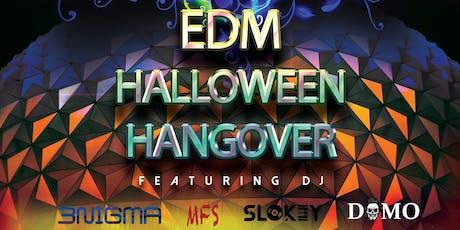 EDM Halloween Hangover tickets