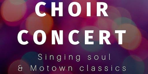 Soul Sounds Choir Concert