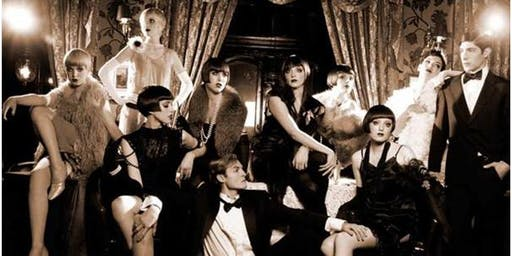 Nevada City Cabaret ~ Prohibition Bootleg Streakeasy