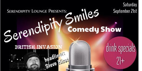 Serendipity Smiles Comedy Show tickets