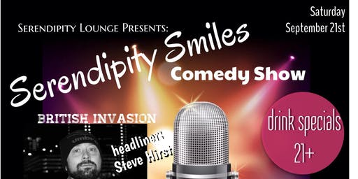 Serendipity Smiles Comedy Show