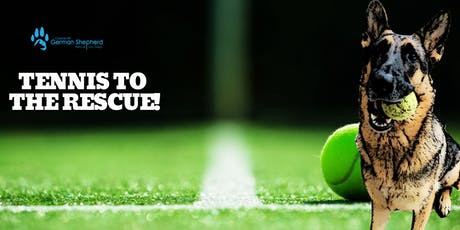 Tennis to the Rescue! Points for Paws tickets