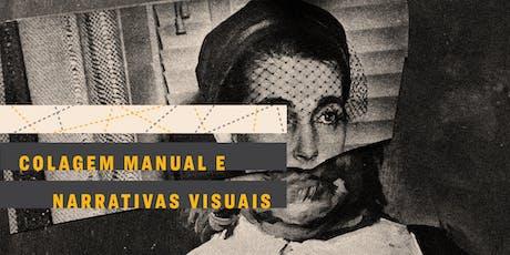 OFICINA | Colagem manual e narrativas visuais na publicação ingressos