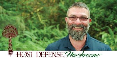 Mushrooms for Immune Response Presented bv Host Defense Mushrooms