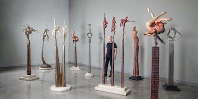 Richard MacDonald: A Convergence of Spires Exhibition & Reception