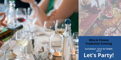 Wine & Cheese Fundraising Party tickets
