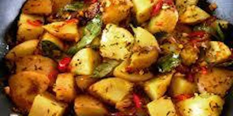 Indian Cooking Class - Vegetarian tickets