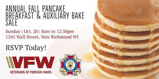 Annual Fall Pancake Breakfast
