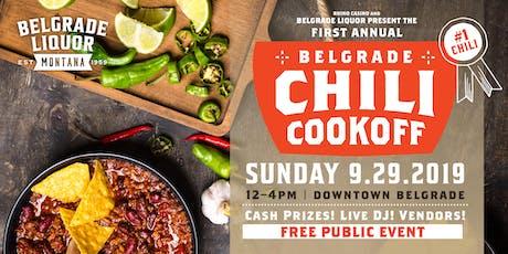Belgrade Chili Cook Off tickets